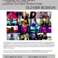 Converge Lecture presents Olivier Bosson