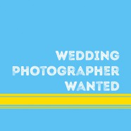 Looking to hire a wedding photographer | July 1