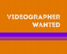 Seeking wedding videographer | July 1