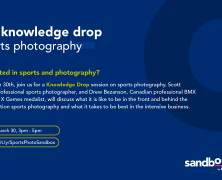 Sports Photography Event | @SandboxDMZ & @redbullillume |  Mar 30