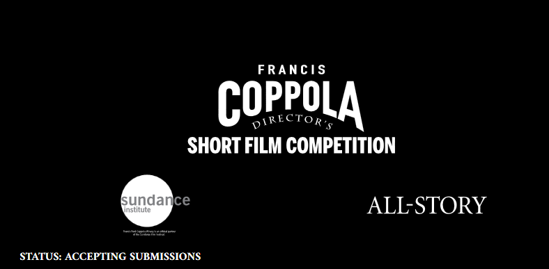 Francis Coppola Director's Short Film Competition