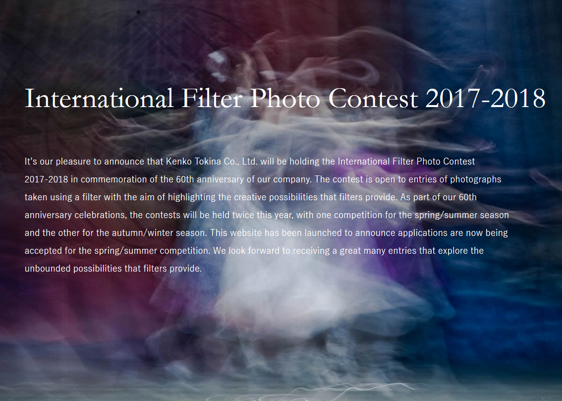 International Filter Photo Contest 2017-2018image