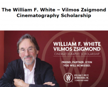 Vilmos Zsigmond Cinematography Scholarship 2017 | Deadline extended: July 31st