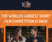 Submissions call | My Rode Reel 2017 Short Film Competition | @rodemics | Jun 30