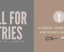 Call for Entries | @TheCdnAcademy Apprentinceship for #Women Directors | June 23