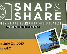 Photo Contest: Snap & Share | Parks Forestry & Recreation | Jul 31