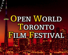 Invitation to the Open World Toronto Film Festival | @owtff | Submit by Oct 24