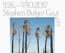 Exhibition Opening at @BulgerGallery | Ruled by a Sun | Sep 26