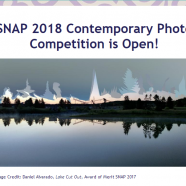 SNAP 2018 Contemporary Photo Competition is Open | Apply by Nov 8