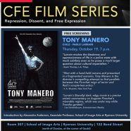 Screening of the film 'Tony Manero' | introduced by Alex Anderson | Oct 19
