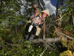 Rita Leistner | Tree Planter Russell Robertson image