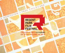 Film Festival & Workshops at the @RegentParkFilm Festival | Nov 15-18