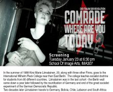 Nordic Nights Screening: Comrade Where Are You Today? | Jan 23