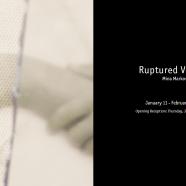 Ruptured Veneers by Mina Markovic (IMA'17) | @akashaart | Jan 11 – Feb 10