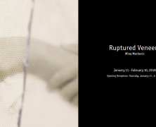 Ruptured Veneers by Mina Markovic (IMA'17) | @akashaart | Jan 11 – Feb 10