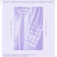 Ryerson Artspace: Unstitching | Clea Christakos-Gee & Fehn Foss | Opening: Feb 8