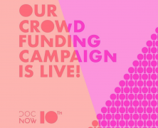 DocNow 2018 Crowdfunding Campaign