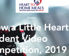 Call for Submissions   Heart to Home Meals Intergenerational