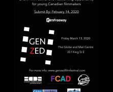 Call for Submissions | Gen Zed Festival