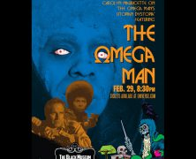 "The Black Museum presents: ""The Omega Man"" (1971) 