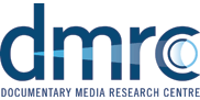 Ryerson's Documentary Media Research Centre logo
