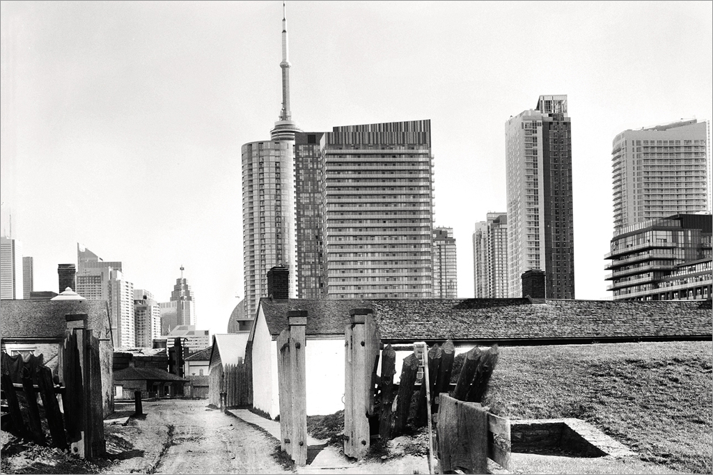 Meng Jian, Fort York, 2014, Archival print