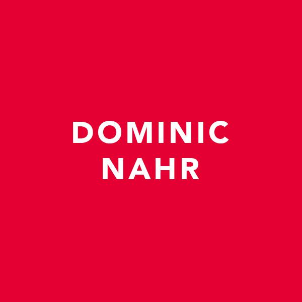 Dominic Nahr